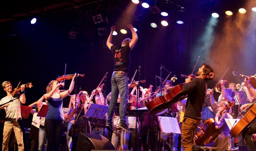 Het Ricciotti Ensemble speelde al twee keer eerder in de Groene Engel. (Foto: Hans Kreutzer)