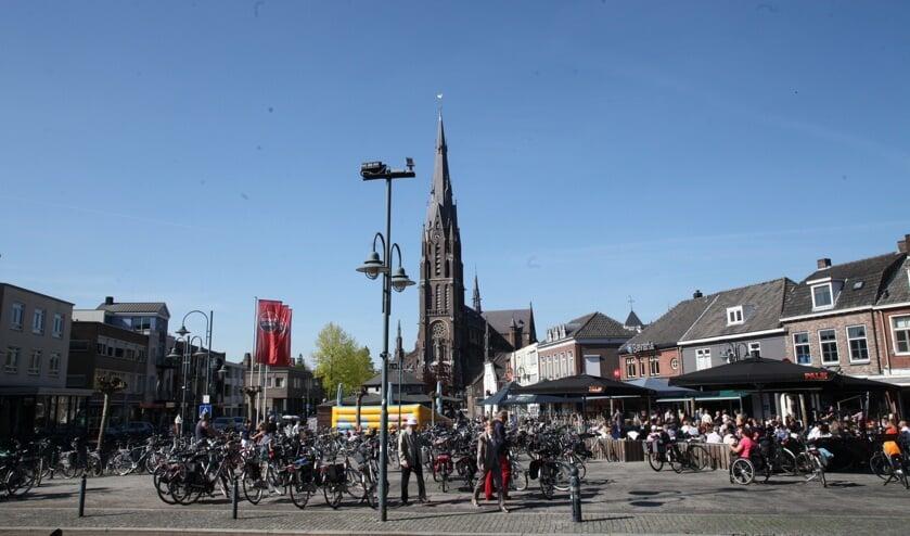 De kerk van Sint-Lambertus in Veghel is open op zaterdag van 11.00 uur tot 16.00 uur.