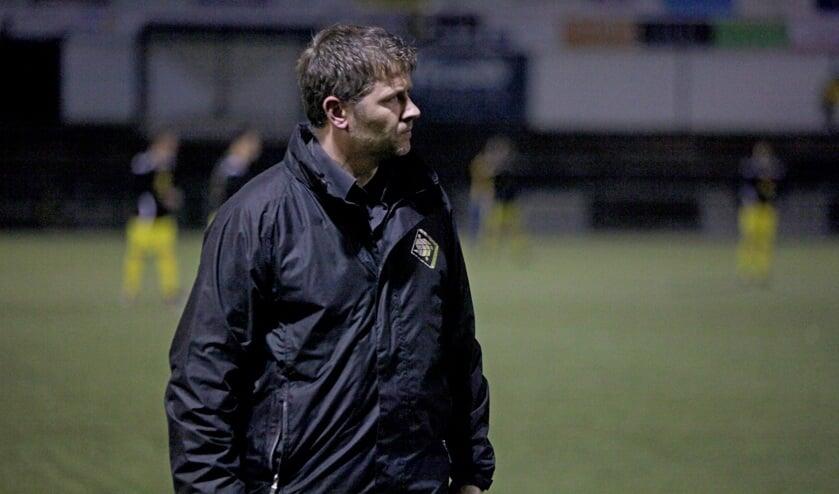 Coach Ales Jurcik van Vitesse'08 kende een sterk begin met een zevenklapper op Germania.