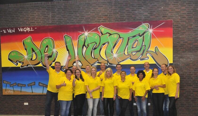 De vrijwilligers achter e-VEN-t.