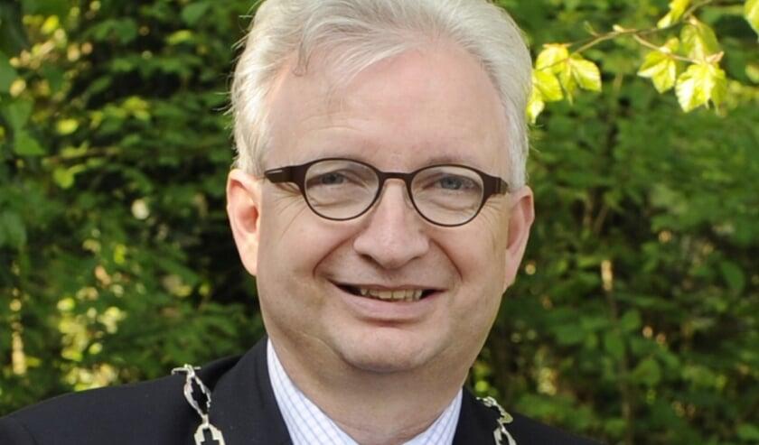 <p>Burgemeester Willem Gradisen.</p>