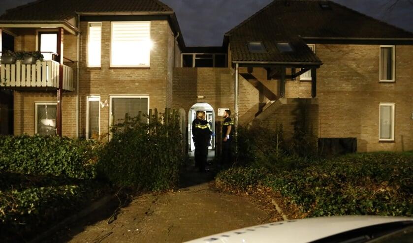 Hennepkwekerij in Sint Hubert ontmanteld. (foto: SK-Media)