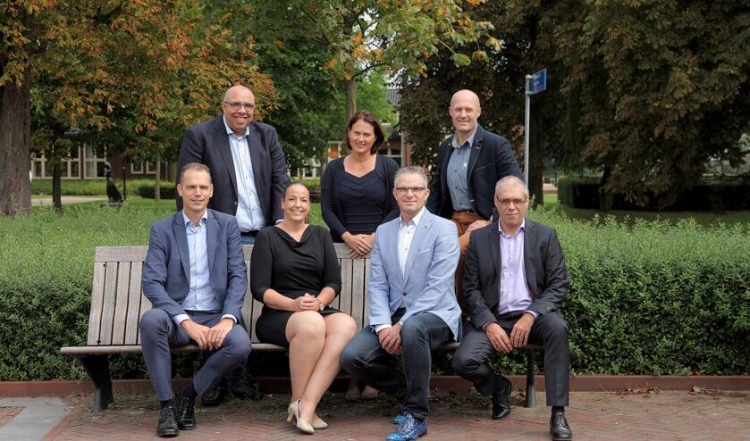 De ondernemers van Regiobank.