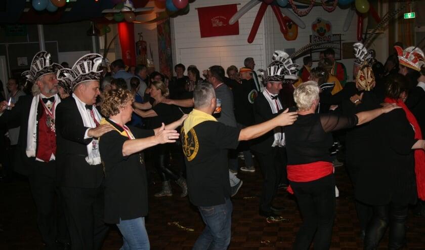 Wie loopt er komend carnavalsseizoen voorop in de polonaise?