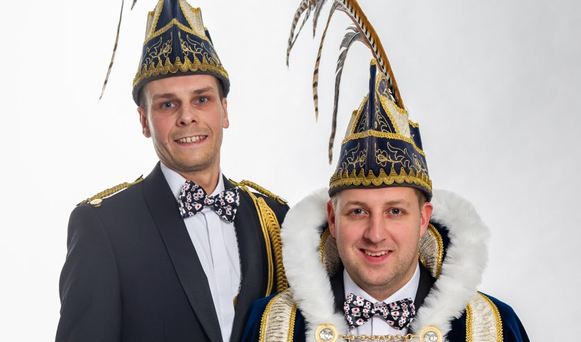 Jan van de Camp en Sjoerd van de Veerdonk. (Foto: Rachelle Fotografie)