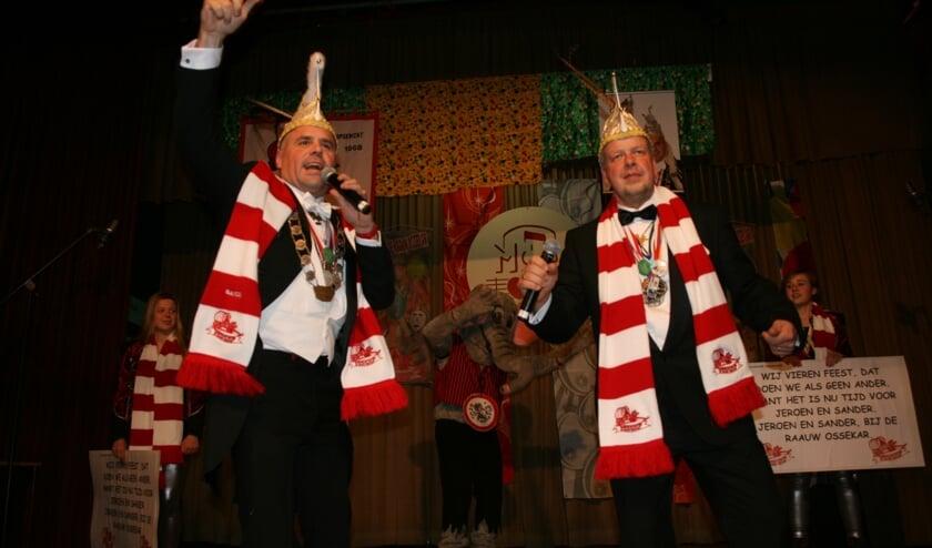 Overtuigende winnaars tijdens Maaslands Carnavals Liedjes Festival