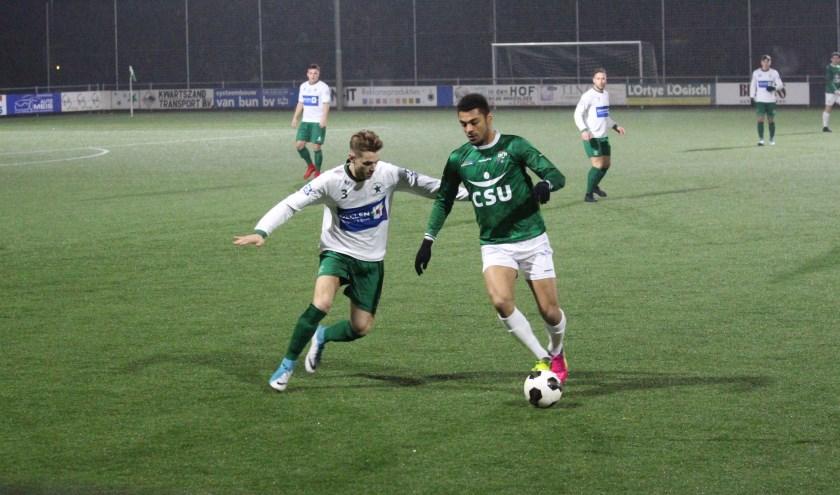 UDI'19 speelt zondag tegen Groene Ster. (foto: Ronny Raymakers)