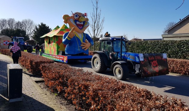 Carnaval in Lith.  © Kliknieuws Oss