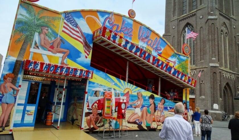 Wat is nu de precieze naam? Lunapark, Cakewalk, Sjimmie of Holly Holly?