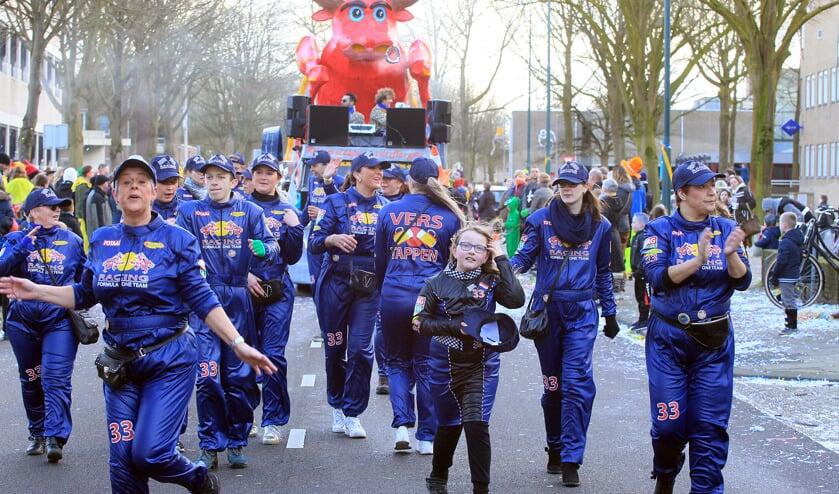 Carnaval in Oss. (Foto: Hans van der Poel)