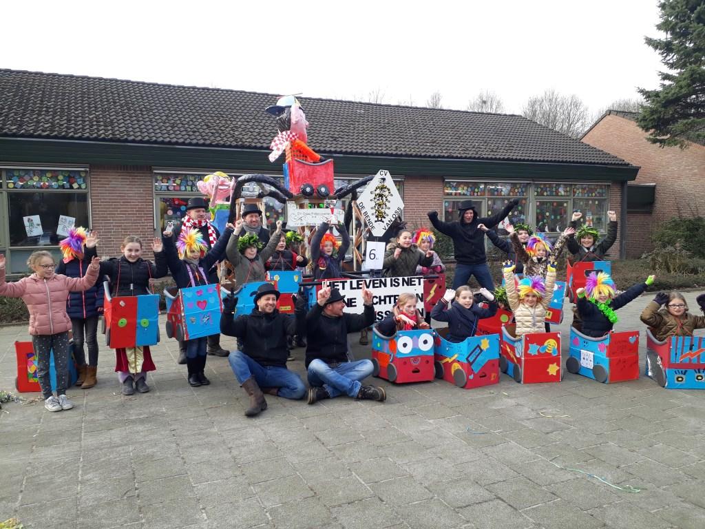 Carnaval in Oss. (Foto: Ilona Vossenberg)  © Kliknieuws Oss