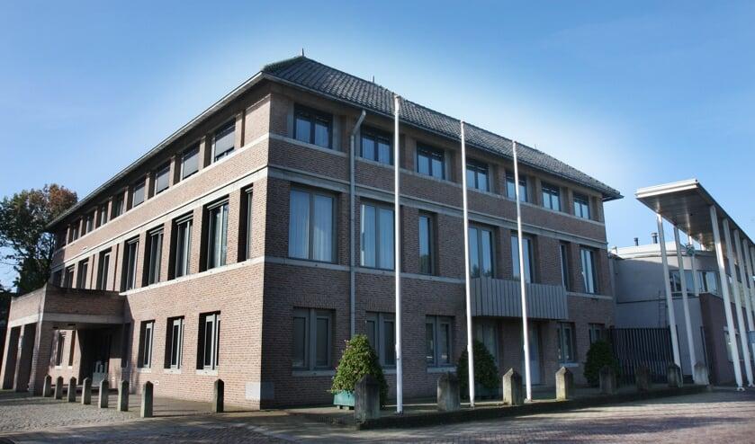 Het gemeentehuis van Landerd