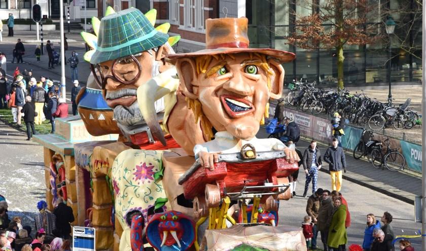 Carnaval in Oss.