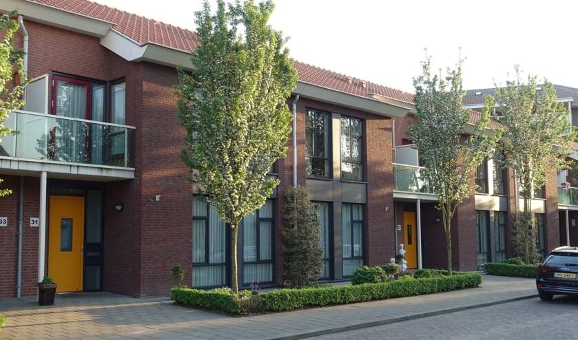<p>Het appartementencomplex aan de St. Annastraat.</p>