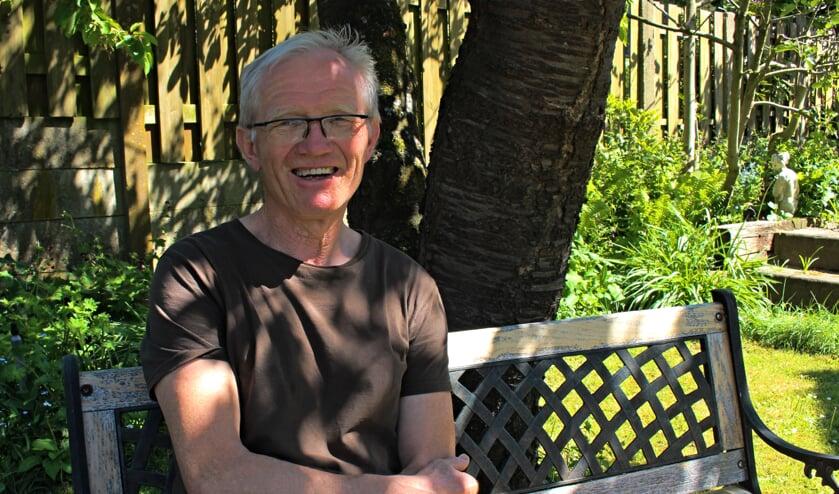 Dirk Krul is een van de naar schatting 500 mensen in Nederland die de zeldzame aandoening PXE heeft.