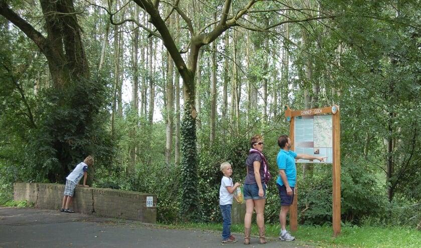 Gennep is in trek bij toeristen.