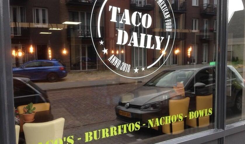Taco Daily aan de Julianastraat