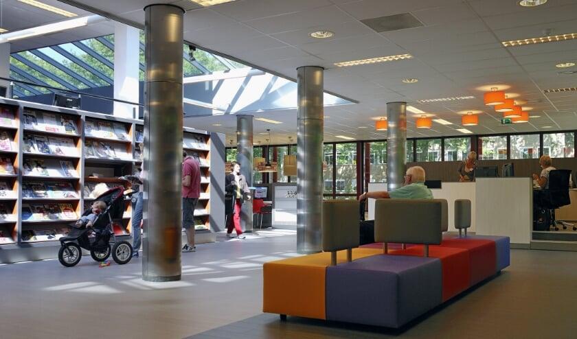 <p>De bibliotheek in Oss.</p>