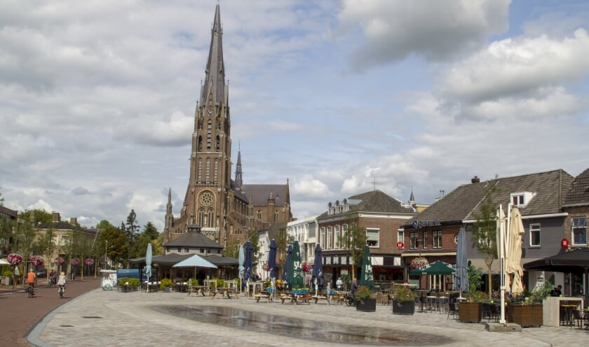 <p>De diensten vanuit de Lambertuskerk in Veghel worden via YouTube uitgezonden.</p>