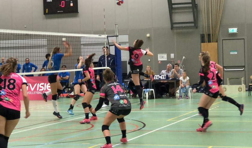 De volleybalsters van FAST nemen het zondag in Sint Anthonis op tegen Talentteam Papendal.