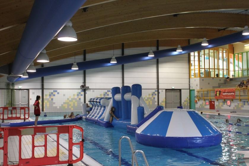 De Osse Zwemvierdaagse. (Archieffoto: Carina Romijnders-van Heck)