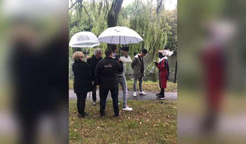 Opnames van de Osse Sint Serie.