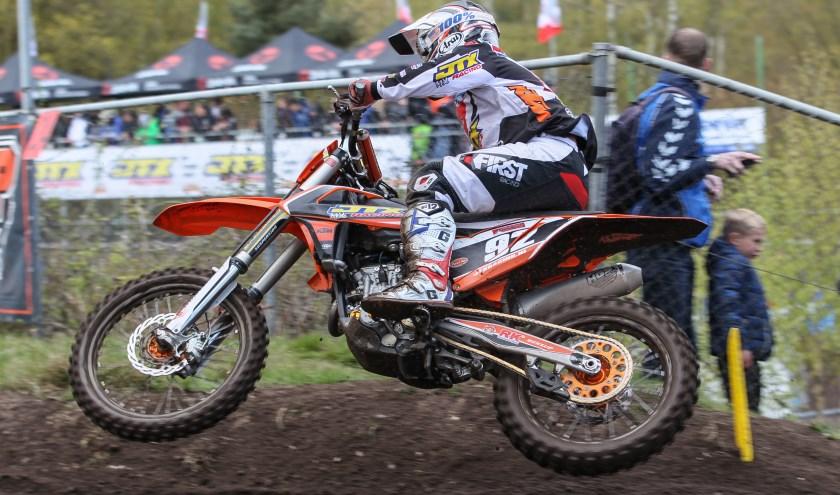 Motorcross is zeer populair in Oost-Brabant.