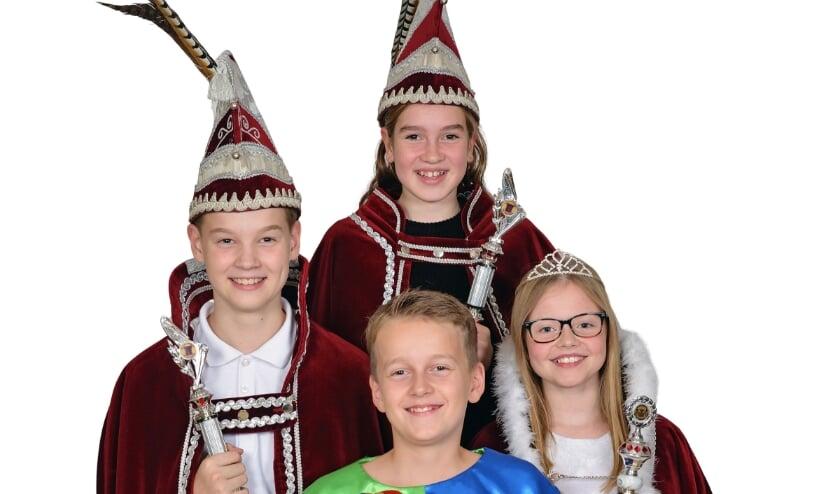 <p>De jeugdhoogheden van carnaval dit jaar.</p>