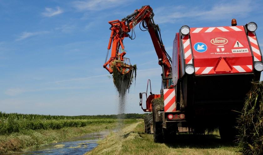 Waterschap Aa en Maas wil grote sloten en beken in de regio Oost-Brabant veiliger en schoner maken.