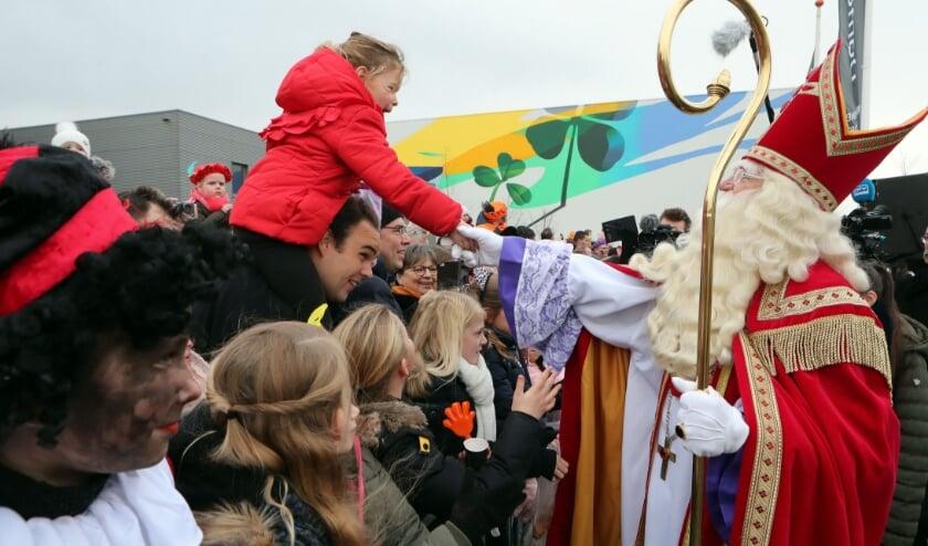 <p>Sinterklaas vorig jaar in Oss</p>