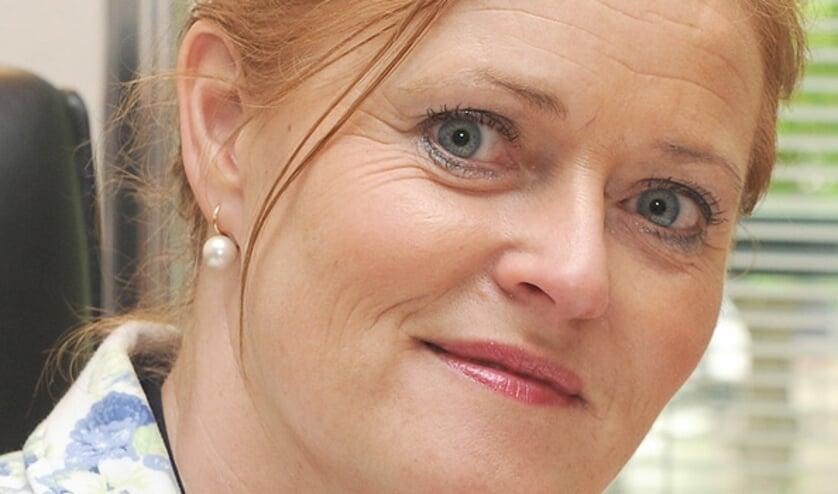Burgemeester Marleen Sijbers