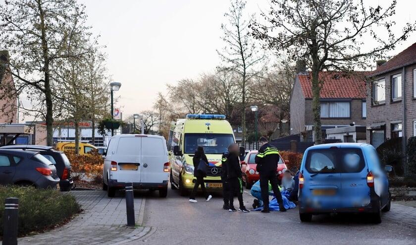 Meisje gewond aan hoofd na aanrijding op Dukatendreef in Cuijk.