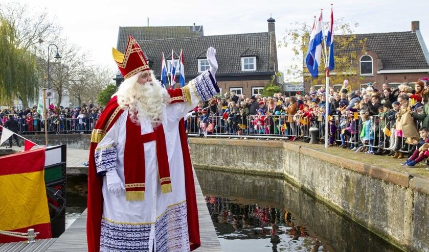 <p>Sinterklaas arriveert dit jaar niet op de normale manier in Veghel.&nbsp;</p>