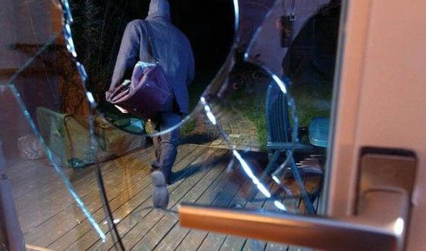 Getuigen gezocht van woninginbraken in Oploo.