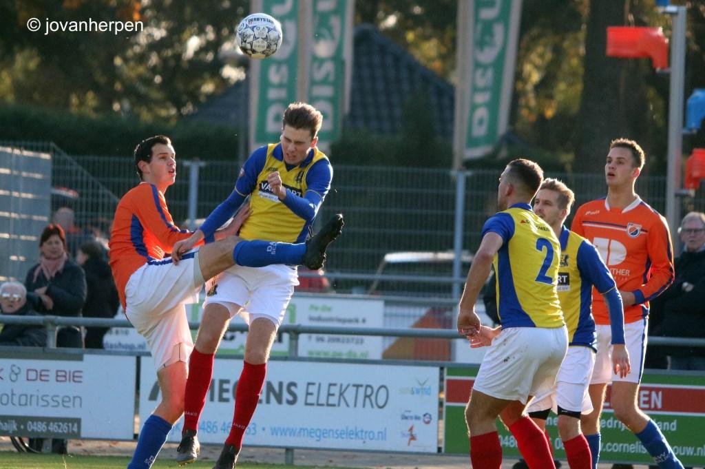 DAW - Berghem Sport. (Foto: Jo van Herpen)  © Kliknieuws Oss
