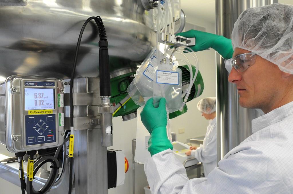 MSD Oss Biotech. Foto: FOTO FRANK ZWINKELS OSS 0412-637459 © Kliknieuws Oss