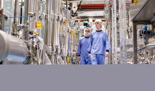 MSD Oss Biotech. Foto: Erik van Rosmalen © Kliknieuws Oss