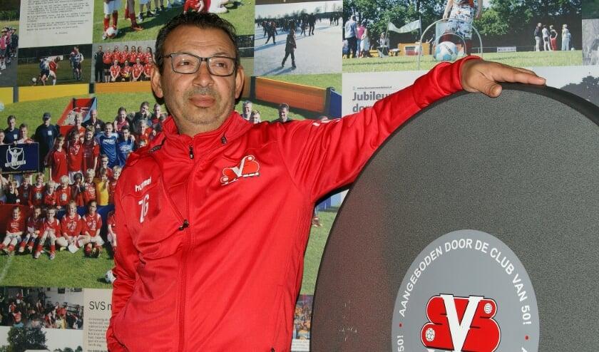 <p>Zoran Gulev gaat na de zomer beginnen aan zijn derde seizoen in Stevensbeek.</p>