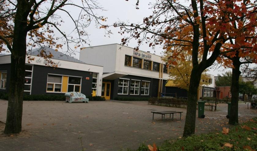 Schoolplein van De Peppels.