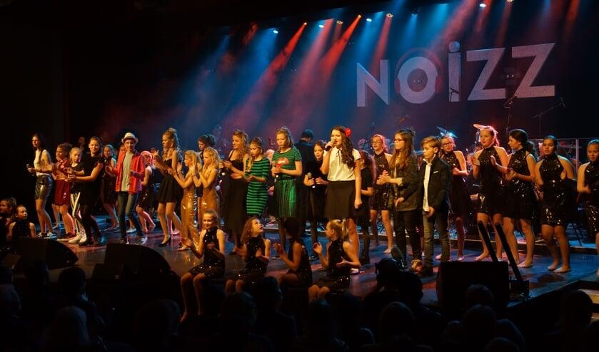 De eerste editie van jeugdproms NOIZZ, in Ter Aain Erp, is alweertwee jaar geleden.