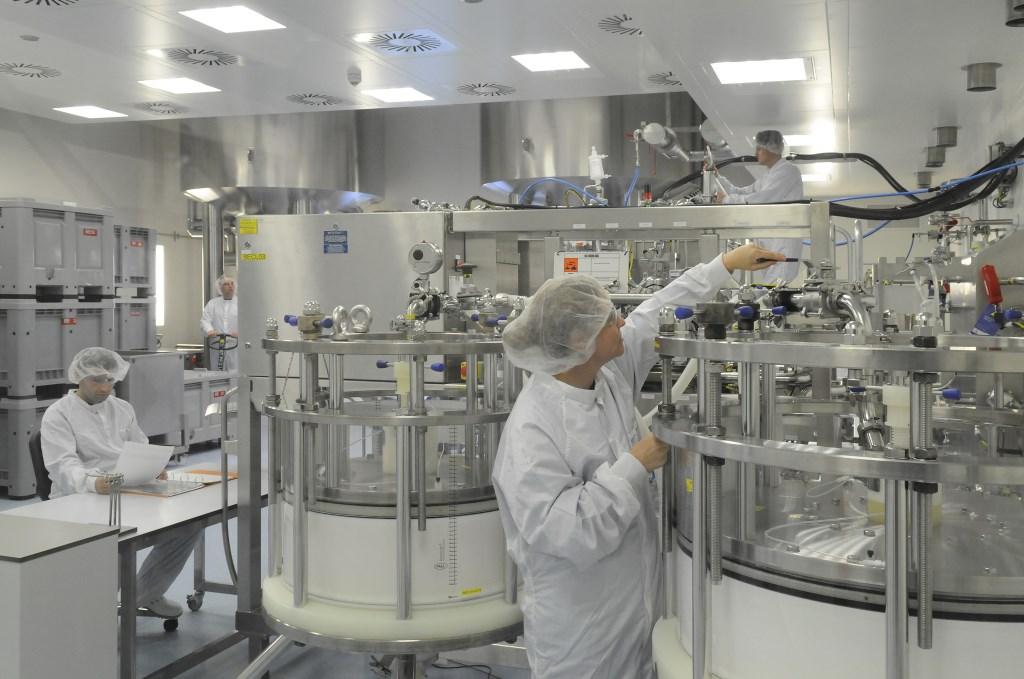 MSD Oss Biotech.  © Kliknieuws Oss