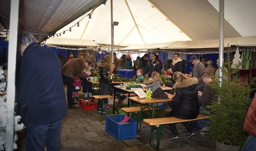 Kerstmarkt Oss-Zuid.