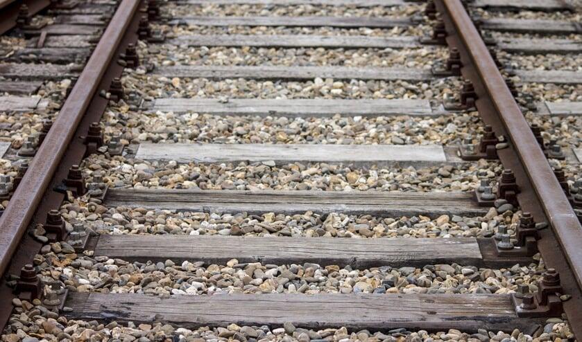 Er zijn volgens het GGD verwaarloosbare gezondheidsrisico's als er 's nachts treinen gaan rijden.