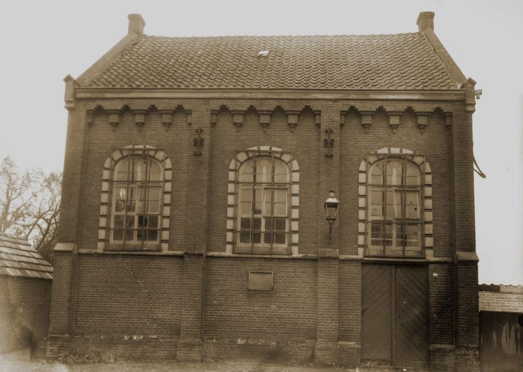 Synagoge Foto: Stichting Het Uden-archief van Bressers © Kliknieuws Uden