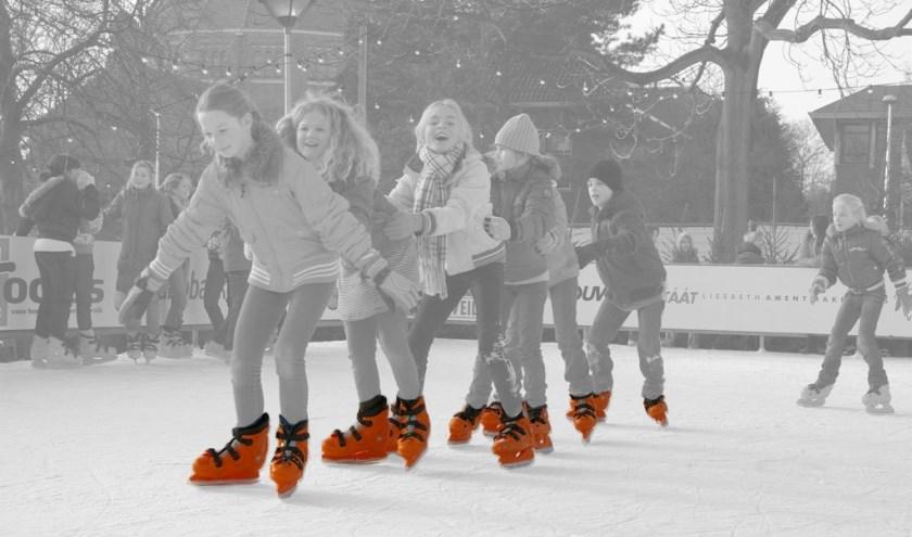 Het IJsfestijn Boxmeer wordt op vrijdag 6 december geopend.