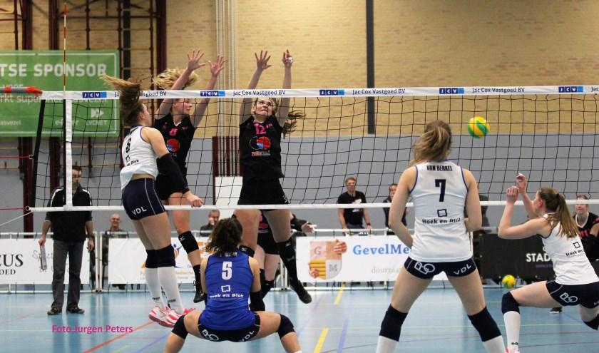 FAST was niet opgewassen tegen Sliedrecht Sport.