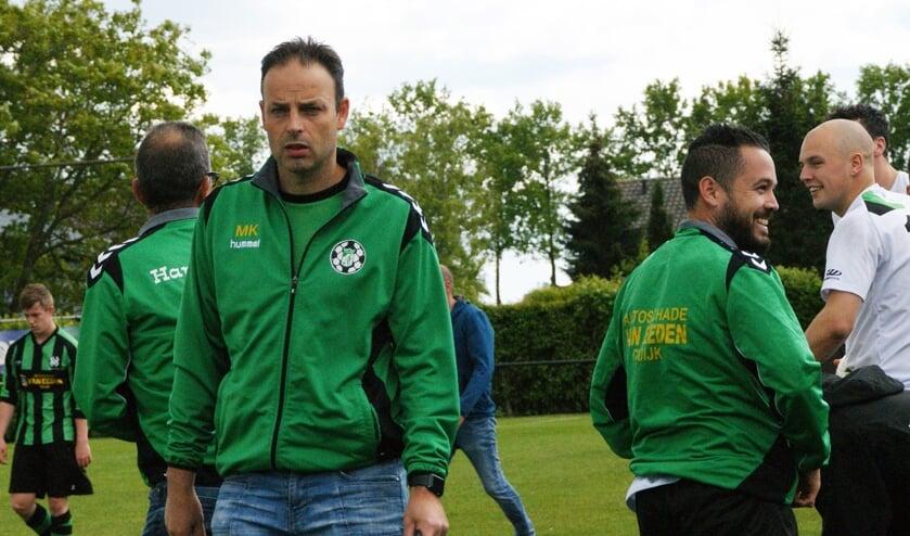 Trainer Michel Kuijpers verruilt Hapse Boys voor SSS'18.
