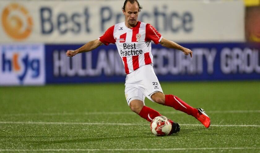 Niels Fleuren. (Foto: Bert van Berkum)