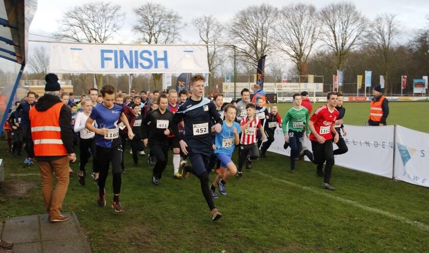 De Oliebollen Omloop in Boxmeer beleeft de 39ste editie.