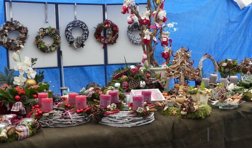 Er is weer van alles te zien en beleven tijdens de kerstmarkt op de Markt in Gennep.